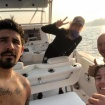 Pizza Shop Owner Rescues Grandparents From Woolsey Fire -- By Boat
