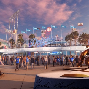 Dodger Stadium Is Getting A $100 Million Facelift (Just In Time To Host Its First All-Star Game In 40 Years)