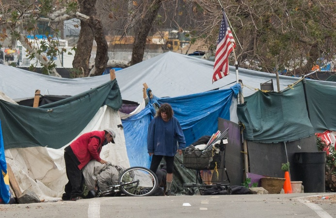 The Court Case That Forced OC To Stop Ignoring Its Homeless