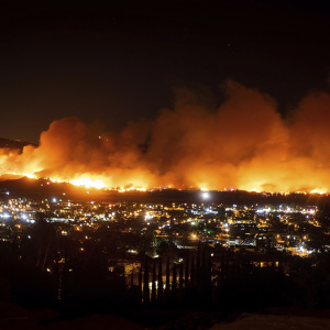 Is it Really Time For Wildfires Already?