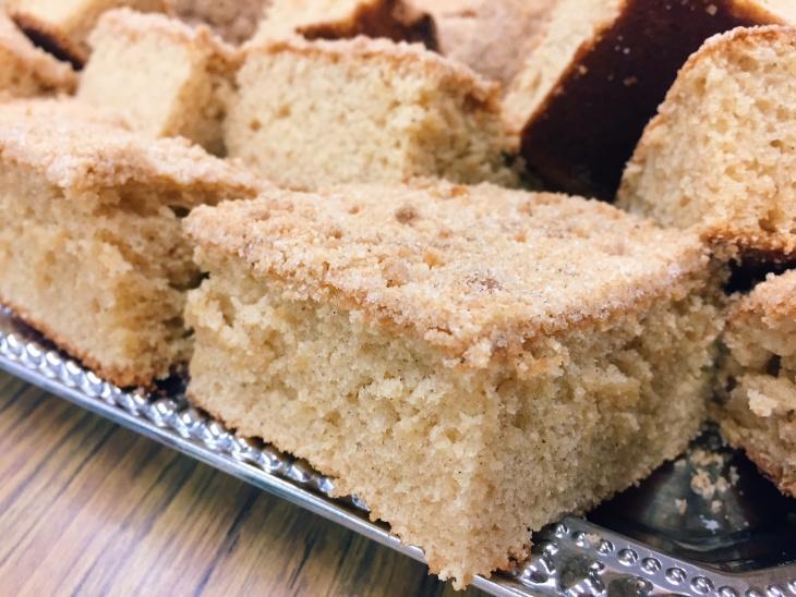 lausd coffee cake recipe