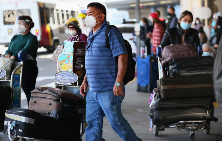 LA County Makes 10-Day Travel Quarantine 'Mandatory.' But What Does That Really Mean?