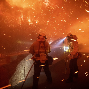 Photos: SoCal Is On Fire Today. This Is What It Looks Like
