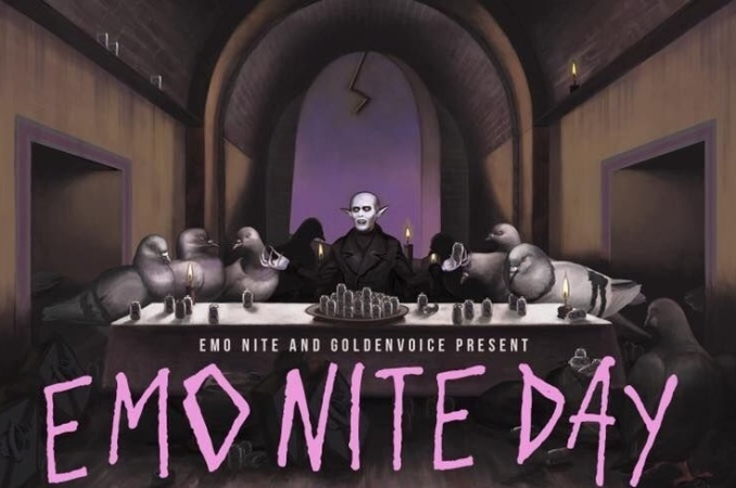 Emo Nite Day Delivers Feels, Nostalgia With Dashboard Confessional, 3OH!3 & More