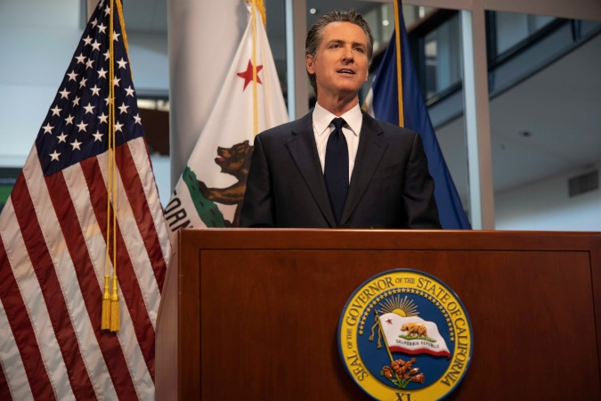 Gov. Gavin Newsom Presents $227.2 Billion 2021 California Budget Proposal