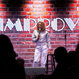 It's Part Of Her Routine, But This Comedian Is Not Joking About Postpartum Depression And Anxiety