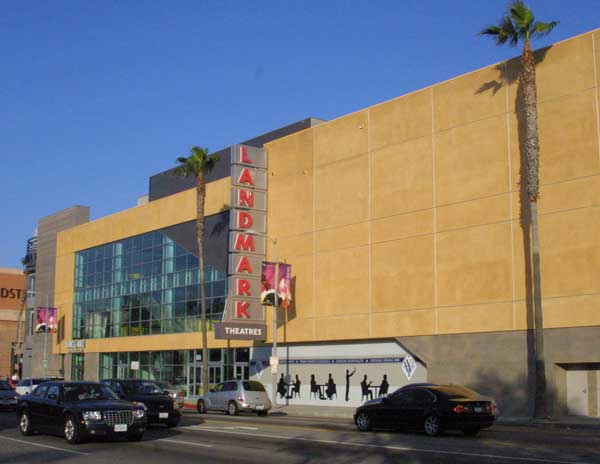 Landmark Theater at the Westside Pavilion