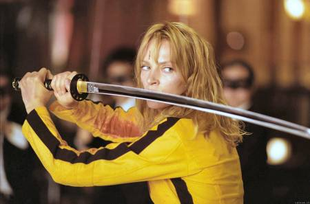 kill bill was a great movie huh