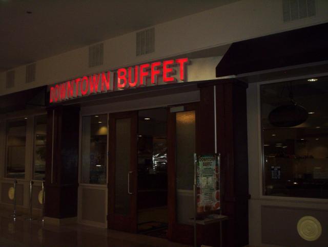 Downtown Buffet