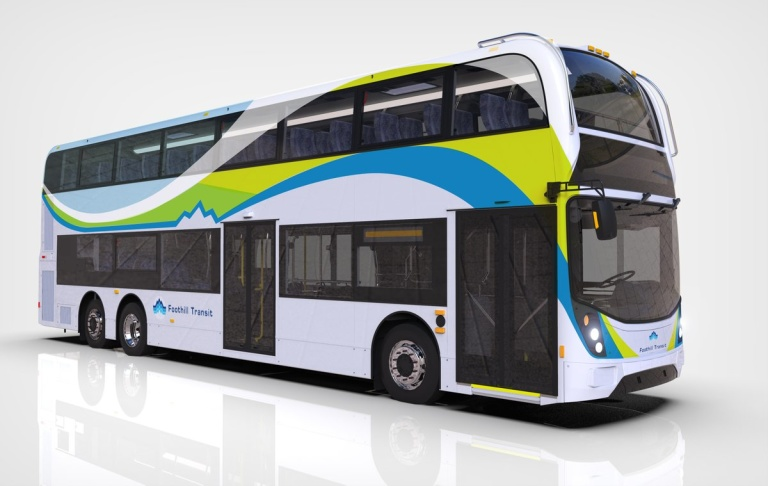 Expectations Are High For These Double-Decker Electric Buses Coming To SoCal Streets In 2019