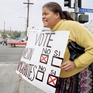 After Prop 187 Came The Fall Of California's Once-Mighty GOP, And The Rise Of Latino Political Power