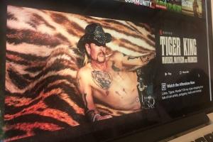 'Tiger King,' Coronavirus Boost Netflix Earnings