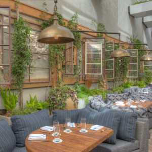 The 14 Most Beautiful Patios For Brunch In Los Angeles