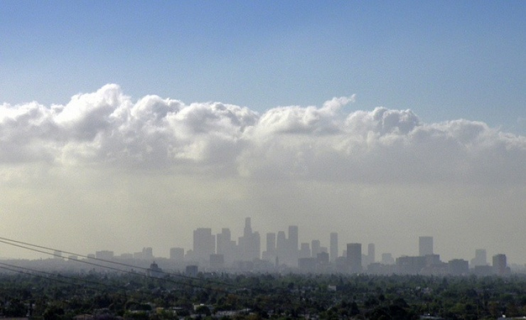 Here's Why LA's Smog Has Been Extra Smoggy