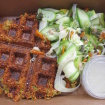 The Falafel Waffle And Other Unique Falafel Dishes In L.A.