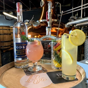 Tour LA's Best Distilleries And Say 'Bottoms' Up'