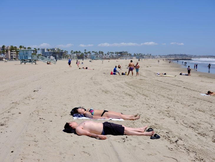 La County Beaches Are Open Again But