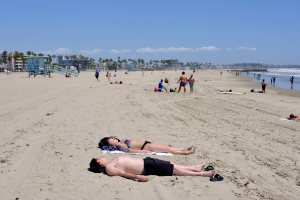 LA County Beaches Are Open Again. But Is It Safe To Go?