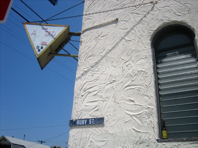 Ruby Street Corner