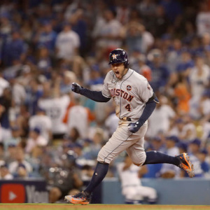 Astros Defeat Dodgers After 11 Wild Innings, World Series Now Tied