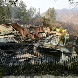 What To Do -- And Not Do -- When You Get Home After A Wildfire