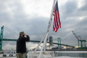 The Navy Hospital Ship Mercy Has Few Patients; Now Some Crew Have Coronavirus
