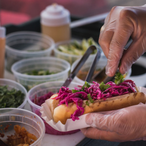 Levitating Noodles & All The Other Things You Should Try At Smorgasburg LA