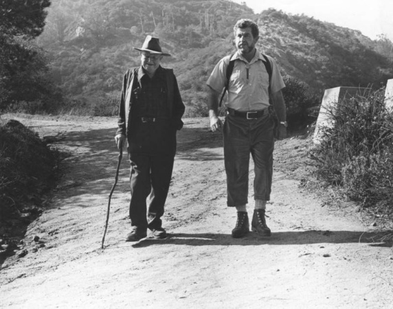 Take A Walk From LA's 'Great Hiking Era' And Stroll Back In Time