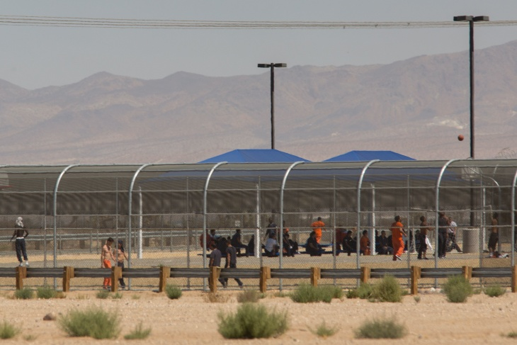 Who's Visiting Immigrant Detainees At The Adelanto Detention Center