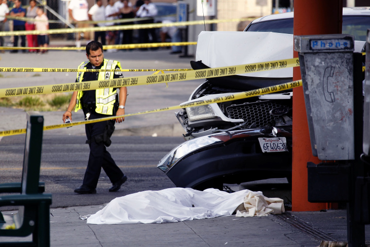 'Car Accident' Or 'Traffic Violence'? The Way We Talk About Crashes Is Evolving
