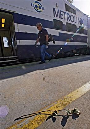 Robert sanchez gay engineer metrolink crash