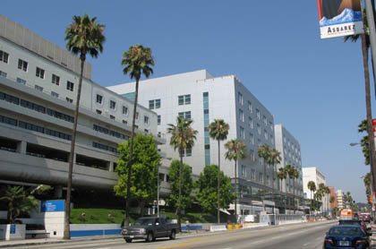Kaiser Permanente on Sunset Blvd in East Hollywood
