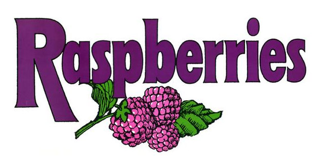 Raspberries to Play Grove of Anaheim on Wednesday