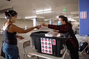 Here's What Record Early Returns Mean For California's Vote Tally