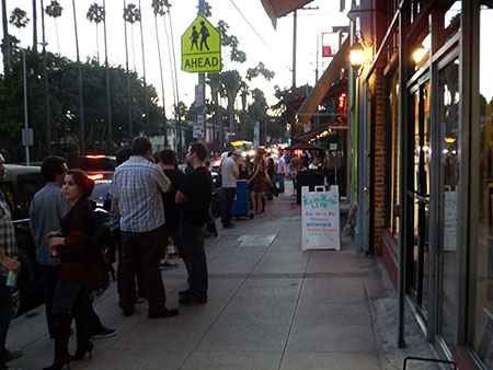 Line for the UCB