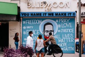 Unemployment Is Hitting LA's Black Neighborhoods Hard