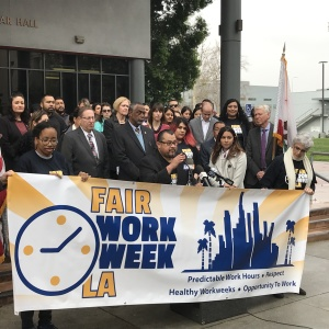 LA Will Consider Giving Retail Workers A Break From Hectic Schedules