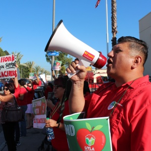 LAUSD Teachers Have Set A Date To Go On Strike