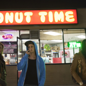 Donut Time, The Iconic Hollywood Eatery Immortalized In 'Tangerine,' Has Closed