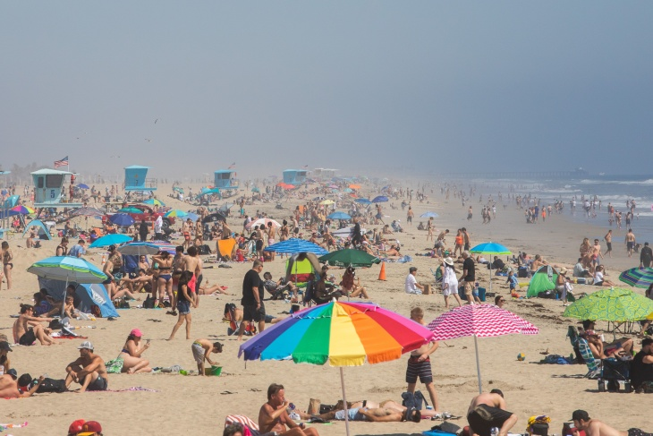 Here S What Huntington Beach Looked