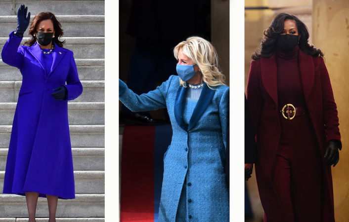 What Even Is A Coat? A Guide To The Inauguration's Big Coat Energy For Confused Angelenos