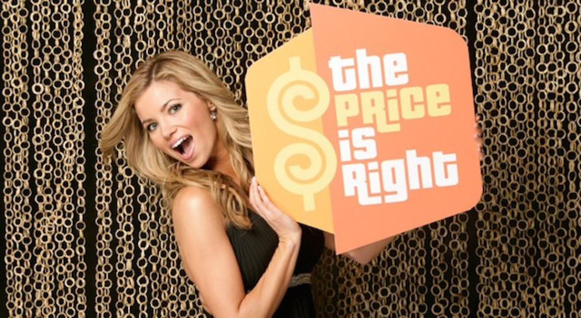 The price is right models porn — photo 9