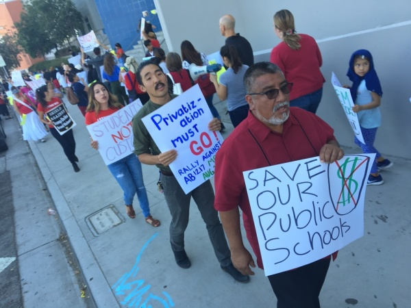 Did Meeting Between LAUSD & Teachers Union Leaders Make A Strike Less Likely? Depends On Who You Ask