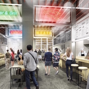 Tacos Tu Madre, Bardonna, And More Announced At Downtown's Upcoming Corporation Food Hall