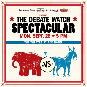 9 Ways To Watch Monday's Presidential Debate While Drinking