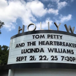 Looking Back At Tom Petty's Final Shows At The Hollywood Bowl