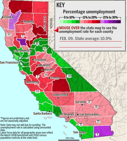 Map of the Day: Unemployment in California: LAist Key Map Of California on key map of puerto rico, key map of latin america, county of california, key map of brazil, details of california, city of california, key map of new york, size of california, description of california, key map of france, google of california,