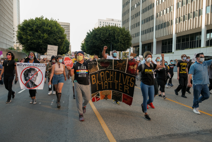laist.com: How LA Is Reckoning With The George Floyd Protests