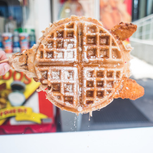 Photos: Fried Chicken, Burritos, Pizza, And More At The L.A. County Fair