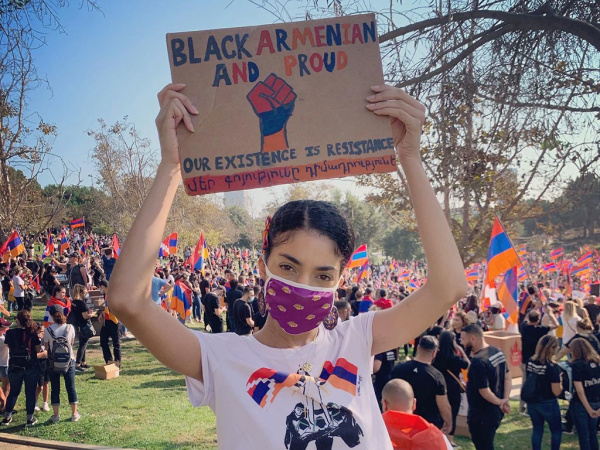 Perspectives On Artsakh From A Black Armenian Angeleno